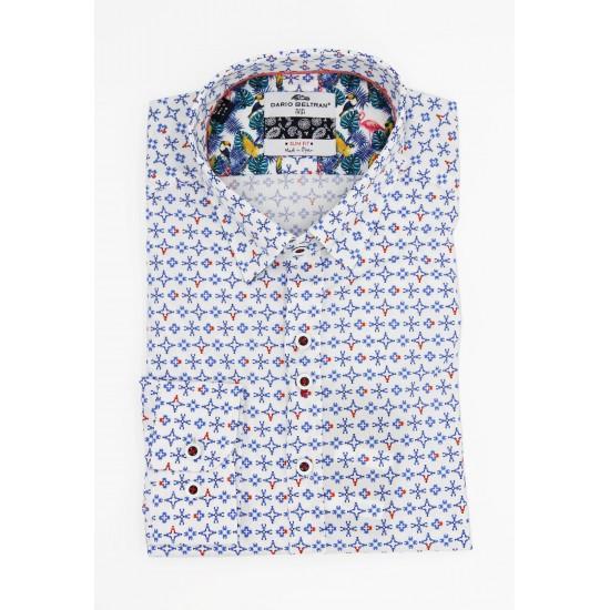 Dario Beltran Calders Slim Fit Shirt
