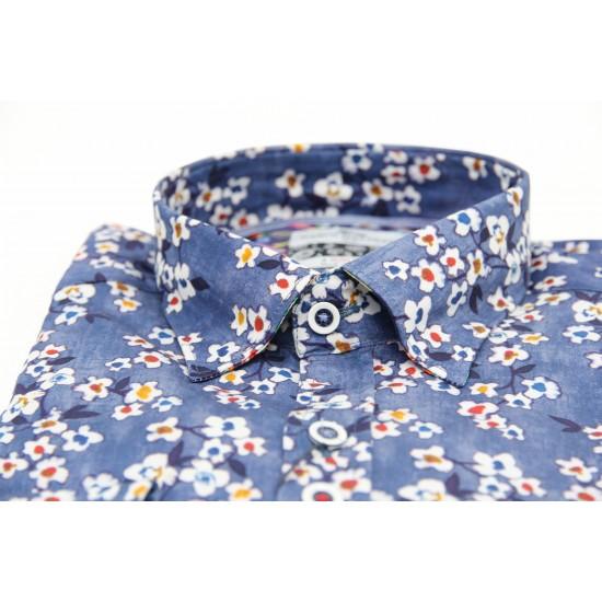Dario Beltran Palos Slim Fit Shirt