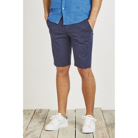 Markup Bermuda Shorts with Floral Print
