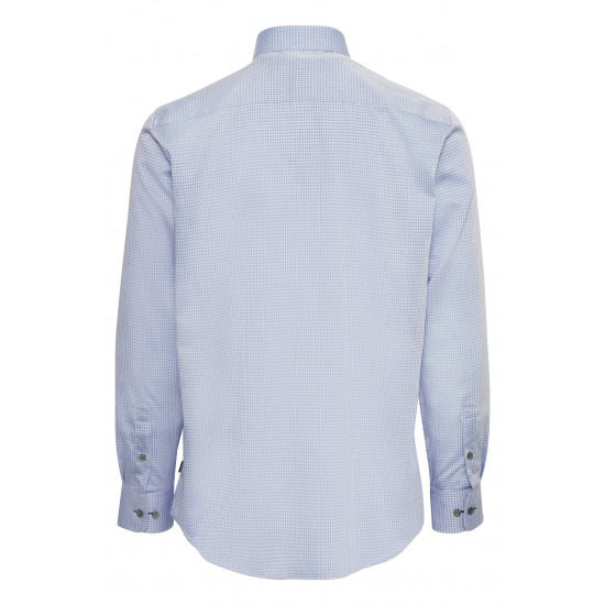 Chambrey Blue Marc Lux Shirt from Matinique