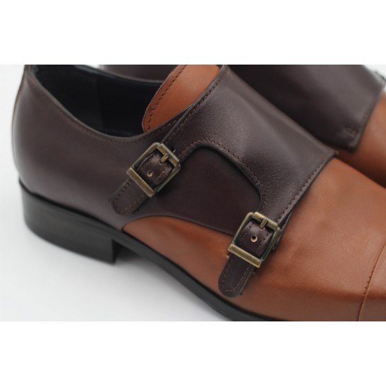 iMaschi Double Monk strap shoes
